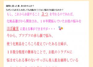 ぷるぷるすっぴん美人プログラム 中村薫の効果口コミ・評判レビュー